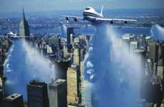 Super-Sized Fire Extinguishers - Evergreen B747 Supertanker is the World's Largest