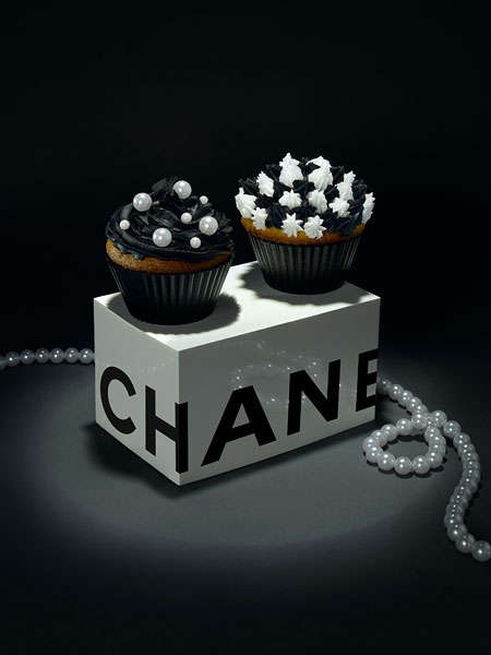 Haute Couture Cupcakes - From Chanel to Louis Vuitton, Sweet Fashion-Inspired Desserts