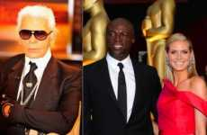 High Fashion Feuds - Karl Lagerfeld Has it Out for Heidi Klum and Husband, Seal