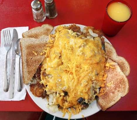 2 lb Egg Breakfasts