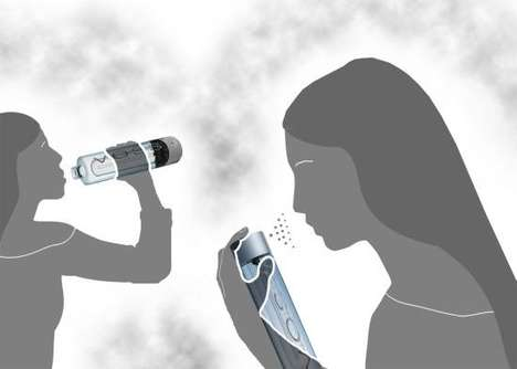 Refreshing Bottles