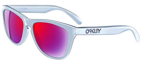 Hot Pink Men's Sunglasses
