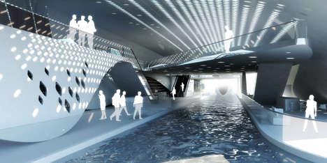 Upstream Urban Commutes