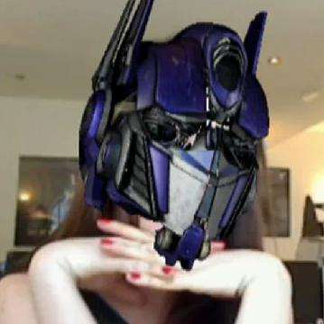 You as Optimus Prime