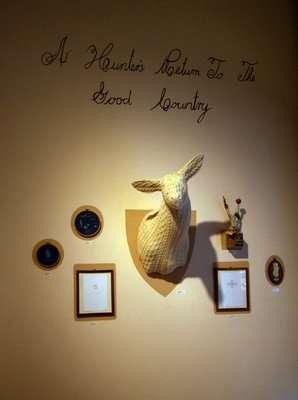Crochet Sculptures