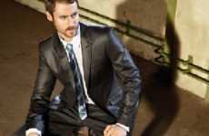 Men's Comfort Couture - Selected/Hommes 2009 Line Bridges the Gap Between Work and Play