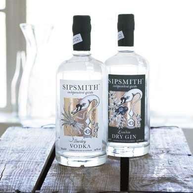 Surrealist Alcohol Labels