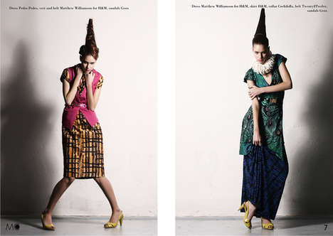 Couture Coneheads