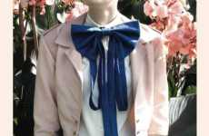 Wonderland Neckwear - All of Our Lives Makes Preposterously Large Bows Hot