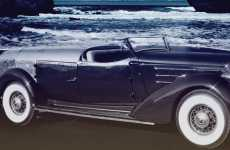 Airplane-Car Auctions - Howard Hughes Modified 1936 Lincoln 'Aero-Mobile' Sells for $1M