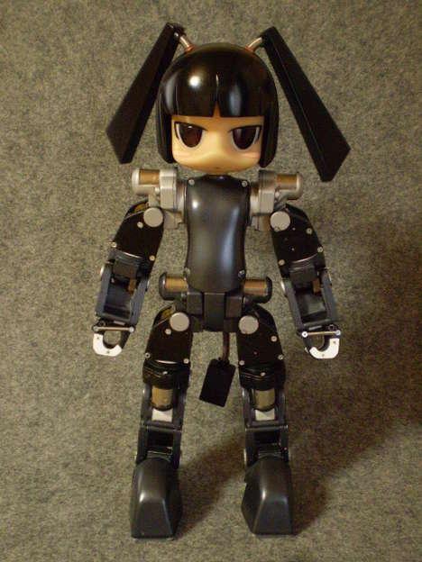 Wee Robot Baristas