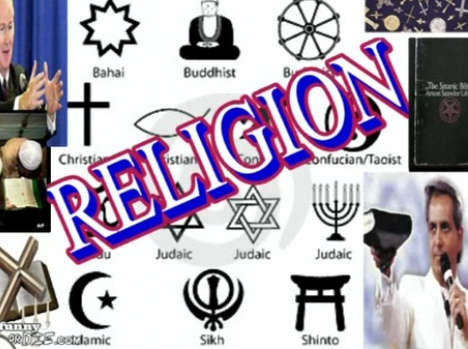Virally Ridiculing Religion
