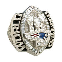 Super Bowl Rings Are Every Man's Fashion Dream