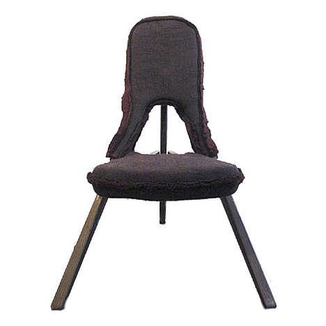 Sleek Tripod Chairs
