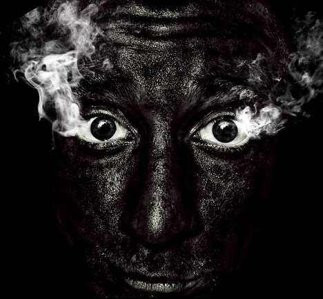 Smoking Eyeballs - Scalding and Surreal Photography From Leone