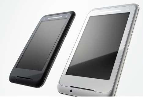 Simplistic, Skinny Smartphones