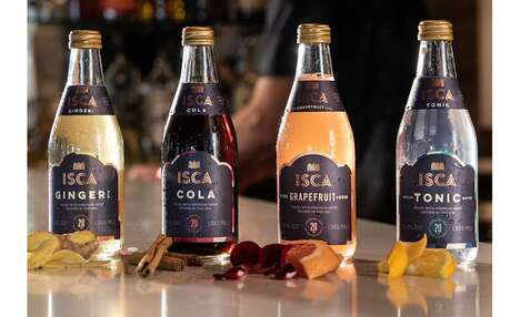 CBD-Infused Sparkling Refreshments