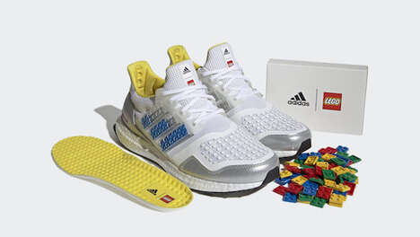 Customizable LEGO Sneakers
