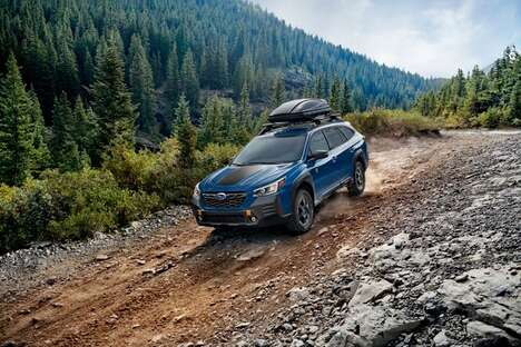 Rugged Off-Road Station Wagons