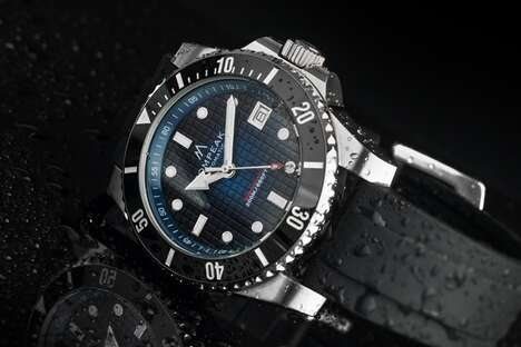 Accessible Diver Timepieces