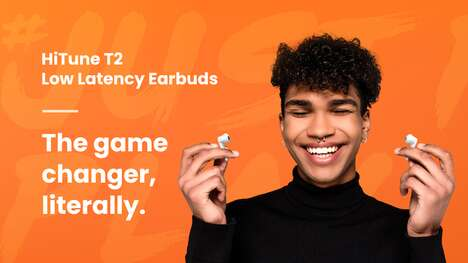 Low-Latency Gamer Earbuds