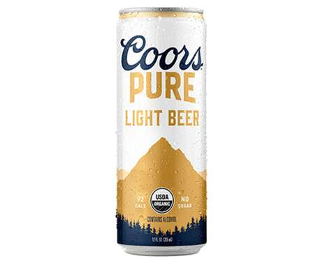 Certified Organic Light Beers