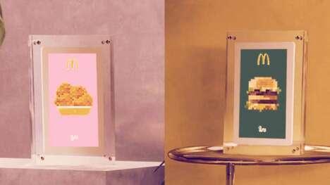 Artful Fast Food NFTs