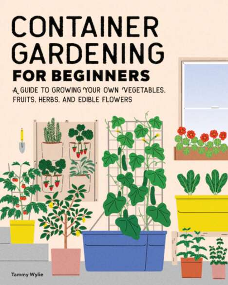 Beginner Container Gardening Guides