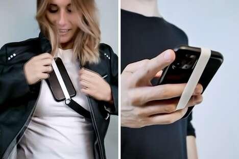 Silicone Smartphone Straps
