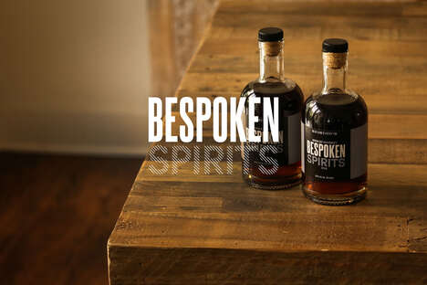 Tech-Enhanced Bespoke Spirits