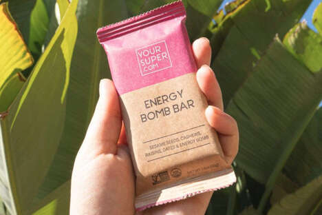 Energizing Superfood Bars