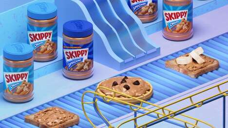 Satisfying Peanut Butter Campaigns