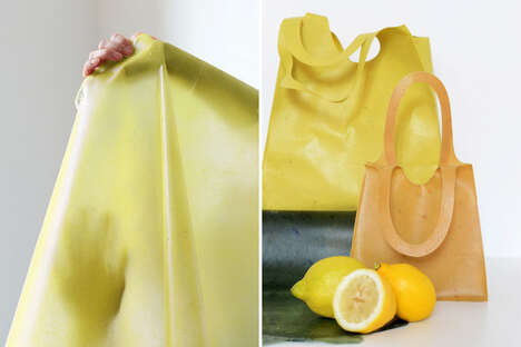 Fruit Waste Shopping Bags