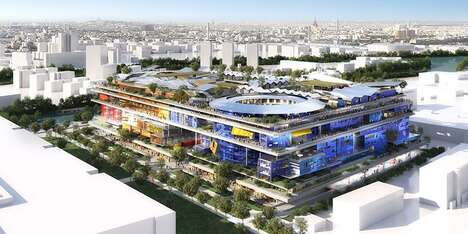 Sustainable Parisian Neighborhoods