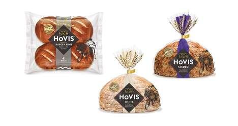 Premium Artisan Bread Ranges