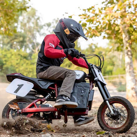 Child-Sized Electric Motorcycles