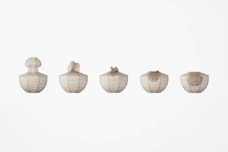 Zen Reversible Paper Lanterns