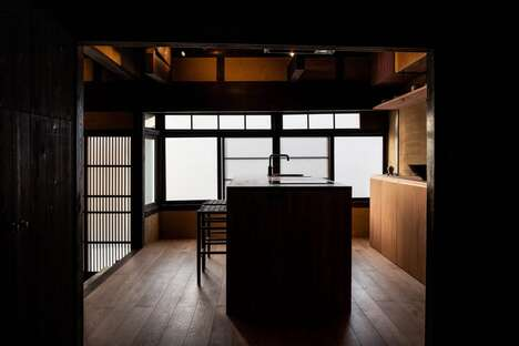 Minimalist Japanese Guesthouses