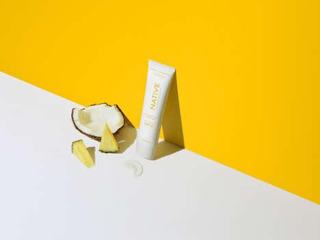 Blendable Body Sunscreens