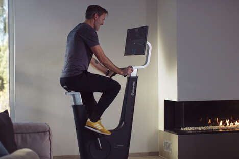 Video Game Exercise Bikes