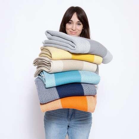 Versatile Eco-Conscious Blankets