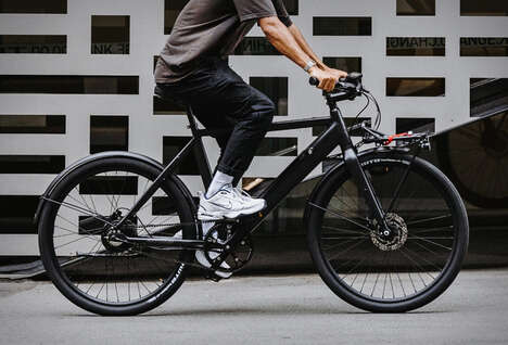 Maintenance-Free Electric Bikes