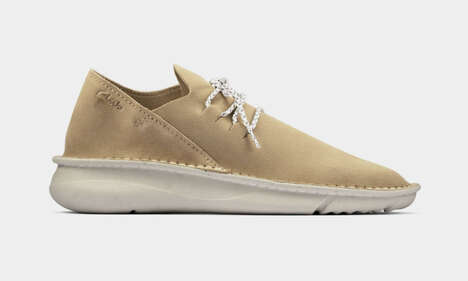 Sustainable Desert Boot Sneakers