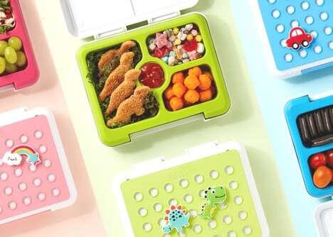 Modular Lunch Carriers