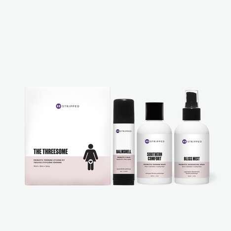 Travel-Sized Feminine Hygiene Kits