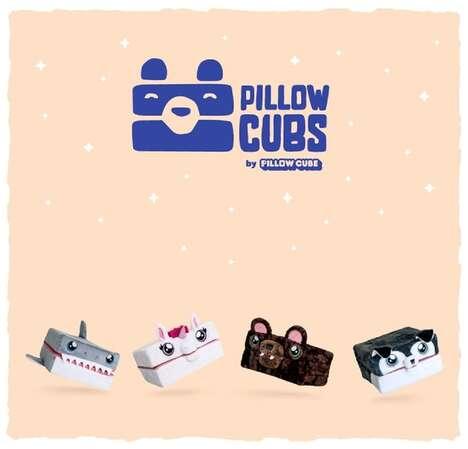 Kid-Friendly Side-Sleeper Pillows