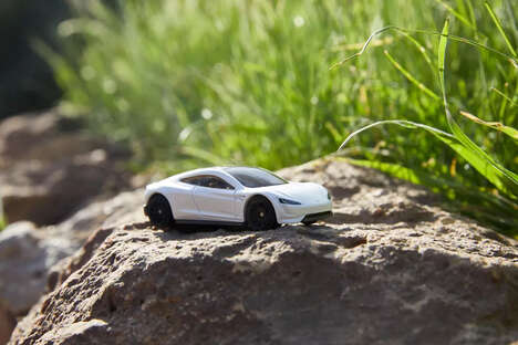 Eco-Friendly EV Toy Cars