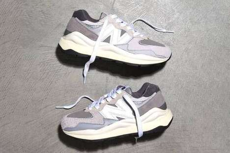 Gray Palette Lifestyle Sneakers