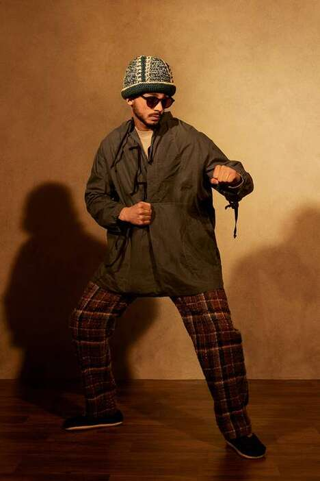Martial Arts-Themed Fashion