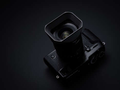 Lightweight Weather-Resistant Camera Lenses